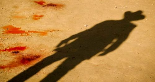 Jamie Foxx deja sangre a su paso