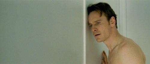 """Michael Fassbender pasándolo muy mal en """"Shame"""""""