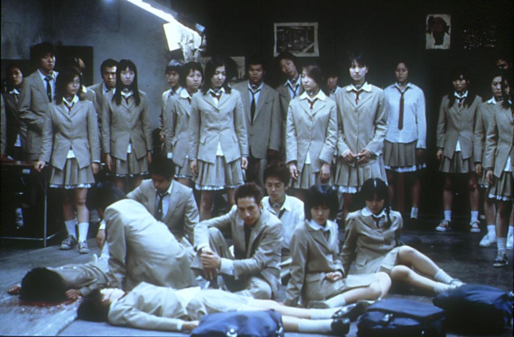 10 películas clave del cine japonés del nuevo siglo (1/6)
