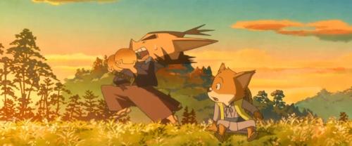 """""""Buta"""", el mejor fragmento del Anime Mirai de este año."""