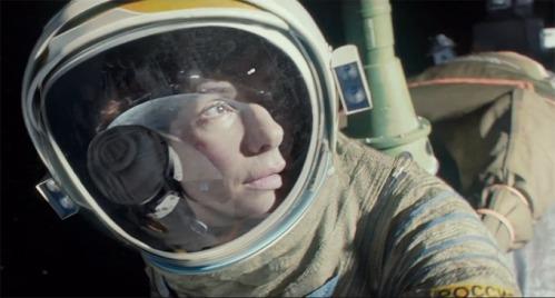 La soledad del espacio.