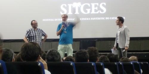 Bill Plympton nos explica cómo eligió Sitges para la premiére mundial de su última película.
