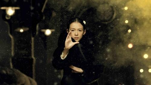 "Zhang, Ziyi, la verdadera 'grandmaster' de ""The Grandmaster""."