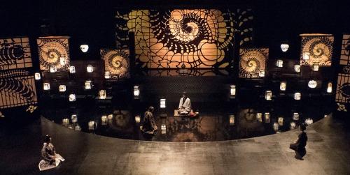 El escenario como concepto con vida dentro de la película.