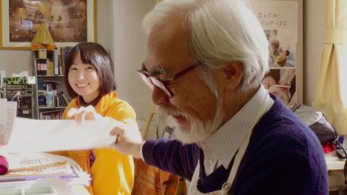 Miyazaki, luz y sombra.