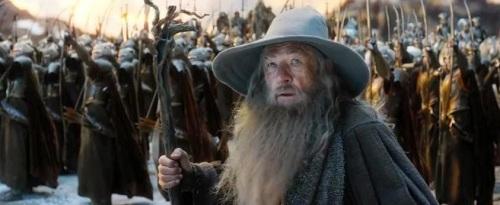 Gandalf no tiene clara esta trilogía.